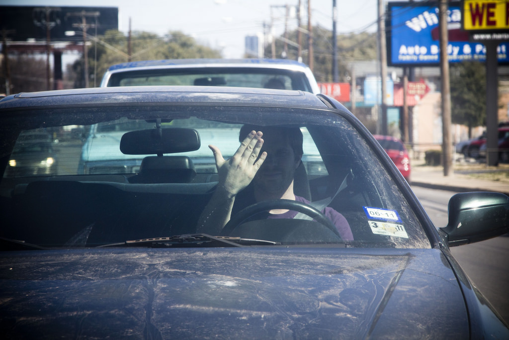 On LA Roads, Rage Is on the Rise