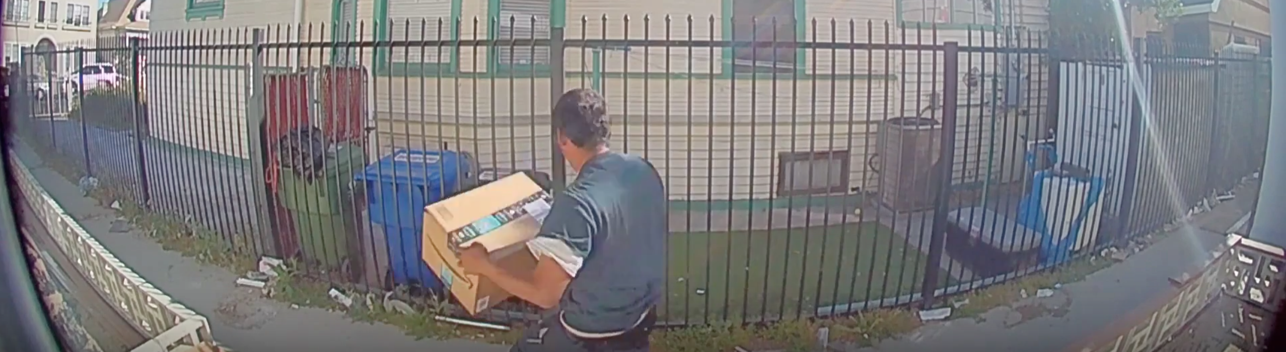 The Precipitous Rise of 'Porch Pirates' in LA