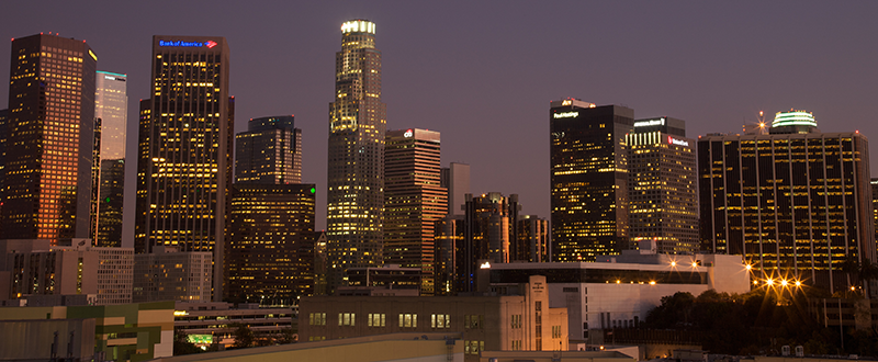 Downtown LA had the most number of crimes in 2018