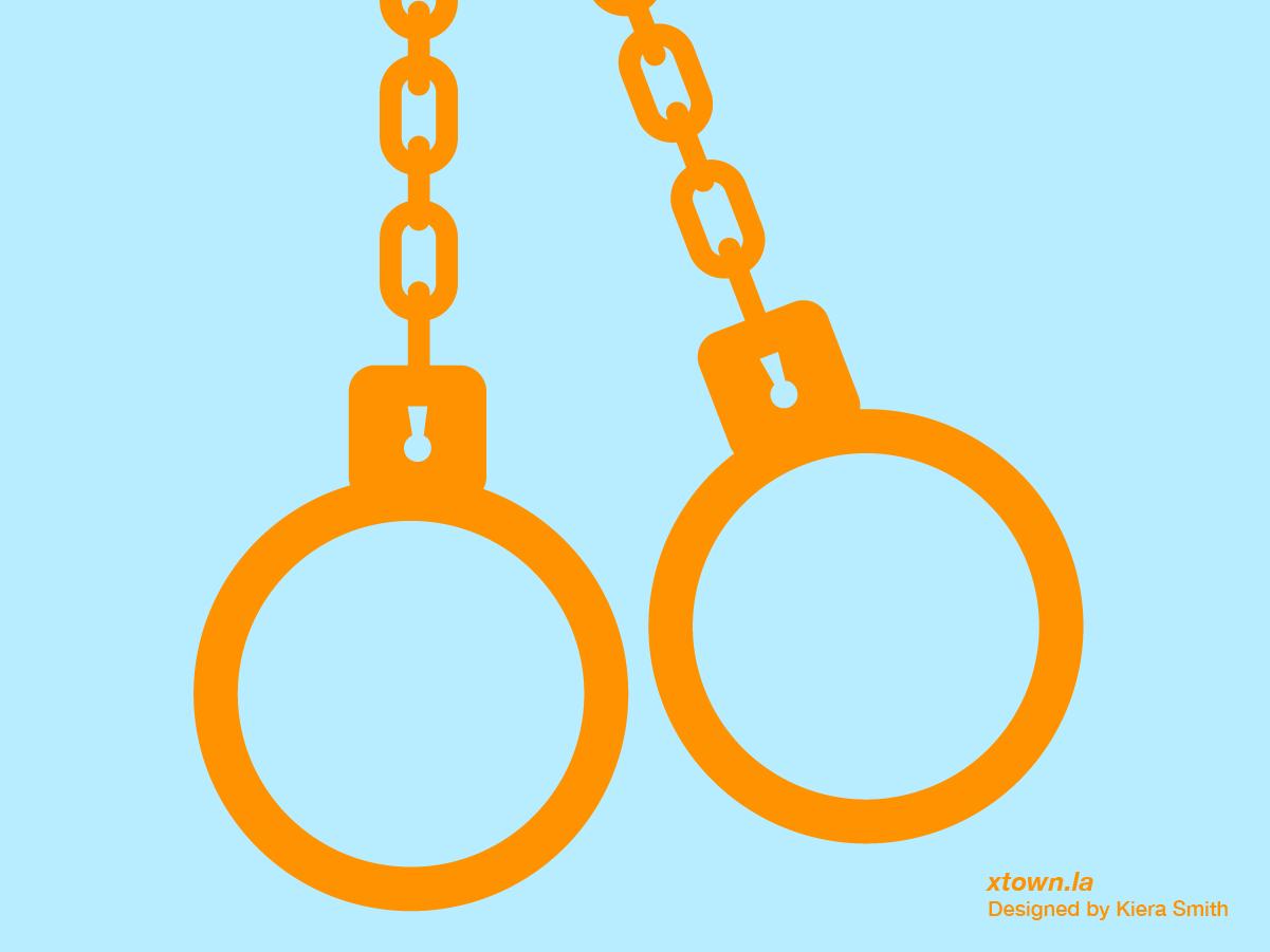 handcuffs art