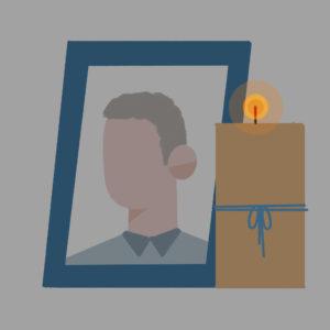 Portrait of Joshua Ray Williams