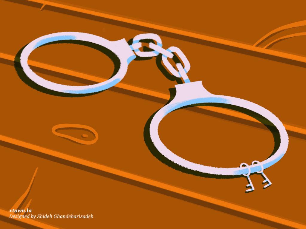 Image of handcuffs